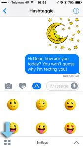 How to download iMessage Stickers - step 3
