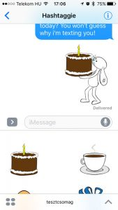How to use iMessage Stickers - step 4